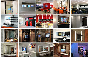 ad notam - Hidden Technologies   Mirror TV, Glass TV, Lighted Mirror TV