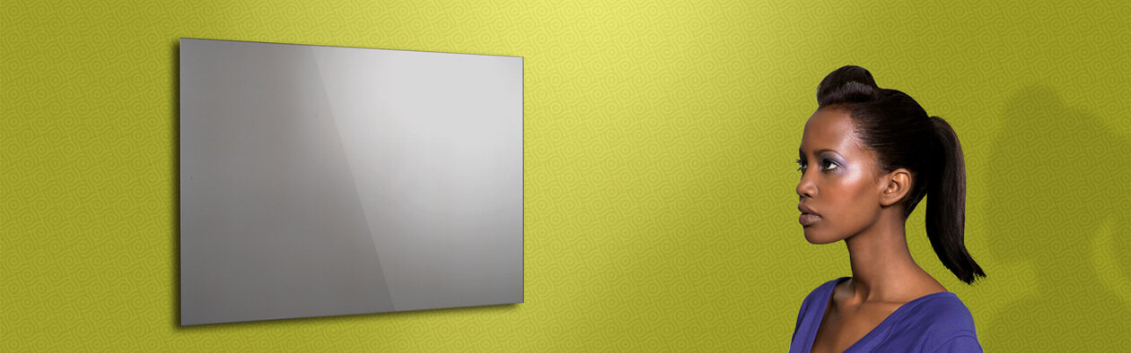 Silber Magic Mirror