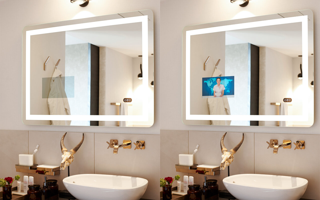 Hidden Technologies   Mirror TV, Glass TV, Lighted Mirror TV ...
